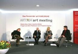 ARTIMA art meeting Foto: KMK/ Jürgen Rösner