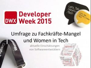 Frauen und Tech