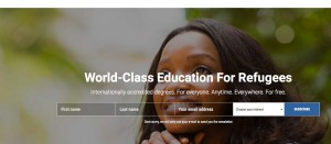 University for refugees
