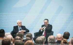 Das Plenum mit Dr. Johannes Ludewig Dr. h.c. Frank-J Weise zur aktuellen Lage