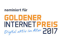 "Unsere XING-Gruppe ""Job search for refugees"" wurde für den Goldenen Internetpreis nominiert."
