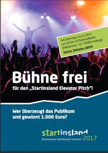 Elevator Pitch für Gründer