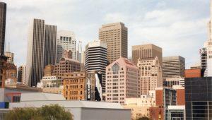 Skyline von San Francisco, ©Ria Hinken