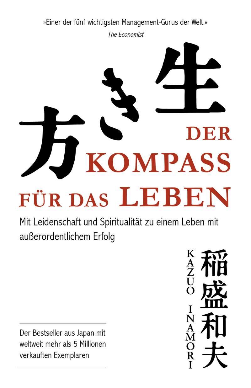 """Buchcover von """"Der Kompass für das Leben"""""""